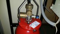 Модуль газового пожаротушения LPG (МГПТ)