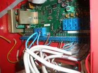 Электроника станции управления тушением