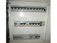 Шкаф автоматической защиты системы ДУ