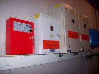 Система автоматического управления пожарной насосной станцией спринклерного пожаротушения