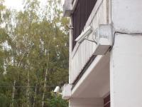 Уличная видеокамера с подогревом, полный обзор