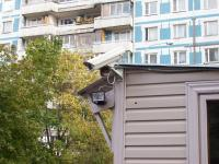 Уличная видеокамера в кожухе с подогревом и ИК подсветкой